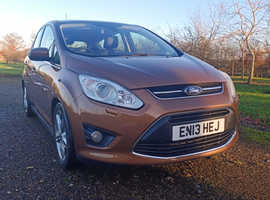 Ford C-Max, Titanium X 2013 - 999cc Turbo Petrol Manual 6 Speed MPV - CAT N