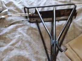 2x bicycle rack
