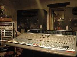 Analog & Digital recording studio