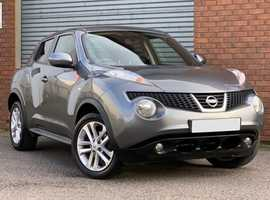 Nissan Juke 1.6 Acenta Premium Just Arrived, This Lovely Metallic Grey Juke, with a Fabulous Service History