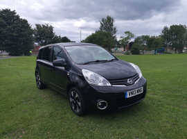 Nissan Note 1.5 dCi n-tec+ 5dr. CHEAP FOR QUICK SALE!