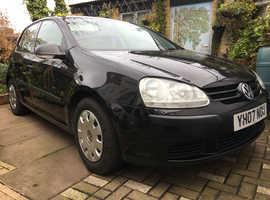 MK5 VW Golf - Long MOT - Black Hatchback, 6 Speed Manual, Petrol, Tidy Car