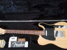Fender American Telecaster. Ash body with rosewood fingerboard 2012. Locking tuners.