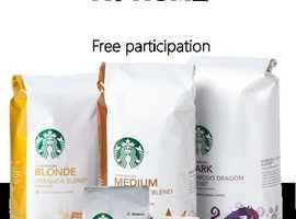 Starbucks Giveaway.