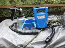 electric paint sprayer, never used.