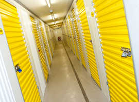Part Time Cleaner Required for Self-Storage Business in the Fareham Shopping Centre