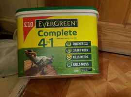 Evergreen 4 in 1 feed and weed x 6