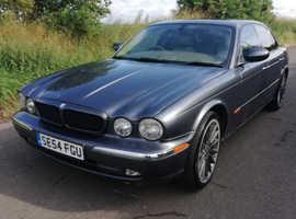 Jaguar Xj, 2005 (54) Grey Saloon, Automatic Petrol, 105,000 miles