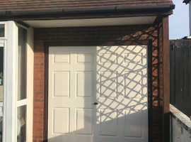 I want to buy or rent a secure garage for storage in the Bromley area.