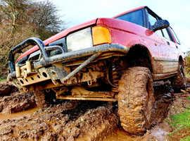4x4 Dorset Off Road Driving Experiences