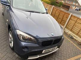 BMW X1, 2012 (12) Blue Estate, Manual Diesel, 93,000 miles