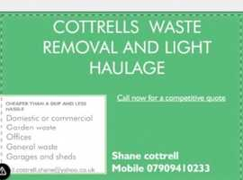Cottrell's waste removals