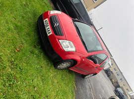 Citroen C2, 2006 (56) Red Hatchback, Manual Petrol, 137,445 miles