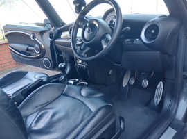 MINI Hatch Cooper S Avenue 2011 (61) Grey Hatchback, Manual Petrol, 84,000 miles