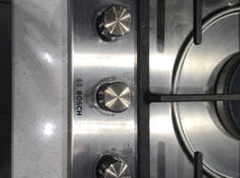 Bosch cooker hob and extractor fan