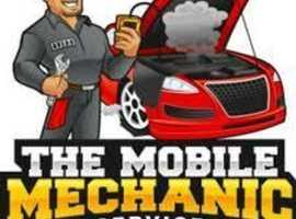 Mobile mechanic brakes servicing diagnostics repairs