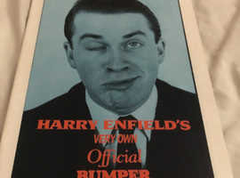 Harry Enfield 1988 Tour Guide Programme