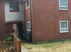 1 Bed Ground Floor Flat Canford Heath Poole, Unfurnished