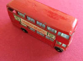 Matchbox Routemaster bus no 5