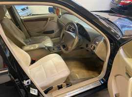Mercedes C CLASS, 1998 (R) Black Saloon, Automatic Petrol, 155,788 miles