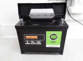 Leisure Battery 12volt Fully Charged