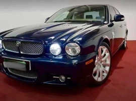 Jaguar Xj, 2007 (57) Blue Saloon, Automatic Diesel, 113,000 miles