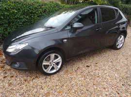 One Owner Seat Ibiza 1.6 tdi CR SPORT 2010 (60) 5DR