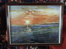 Limited edition print by Welsh artist