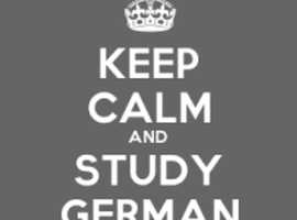 private German  Skype lessons / experienced native tutor