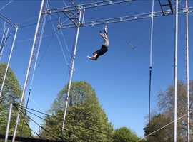 Beginners Flying Trapeze Class