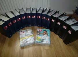 F1 RACING MAGAZINE. 2001 - 2016