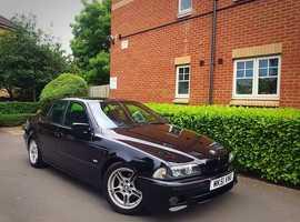 "2001 51 REG BMW 5 Series E39 2.5 525i Sport 4dr "" HPI CLEAR """