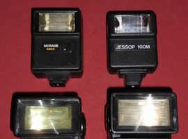 Film Camera Flash Units (price per unit)
