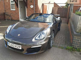 Spares repairs offers NOT INSULTS!! May p ex!!Porsche Boxster, 2013 (63) Convertible, Automatic Petrol, 37,000 miles