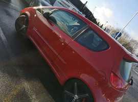 Mitsubishi Colt, 2005 (05) Red Hatchback, Manual Petrol, 83,245 miles