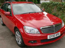 Mercedes-Benz C220 2.1 CDI SE BLUEFFICIENCY ESTATE 2010