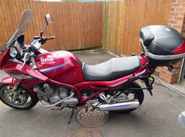 Yamaha Diversion 900