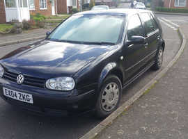 Volkswagen Golf 1.6 Final Edition 5dr automatic