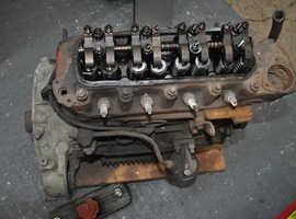 1275 cc A-series engine on gear box