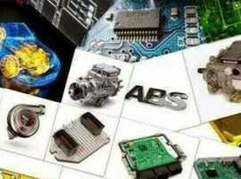 VAUXHALL OPEL CORSA D / COMBO Z13DTH Z13DTJ 1.3 CDTI ENGINE ECU 55568383 KZ REPAIR SERVICE