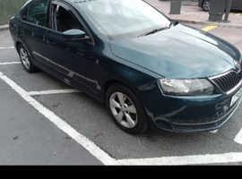 Skoda Rapid, 2013 (13) Blue Hatchback, Manual Diesel, 174,218 miles