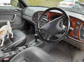 Saab 93,convertible, 1999,automatic