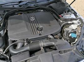 Mercedes E Class, 2012 (62) Silver Saloon, Manual Diesel, 64,000 miles