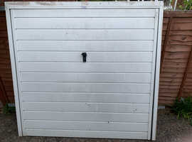 Garage Door Dismantled and ready for collection
