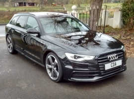2014 AUDI A6 AVANT 3.0TDI BLACK EDITION AUTOMATIC