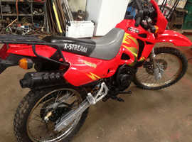 X-DIRT 125 MAX. ROAD LEGAL LEARNER ENDURO ONLY 700 MILES .12 MONTHS MOT