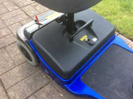 Car boot, mobility scooter