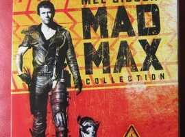 The Mad Max Trilogy Bluray [2013] [Region Free]