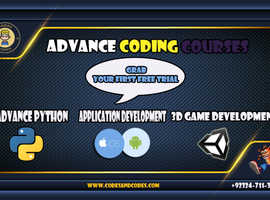 Advance Programming Courses for Kids