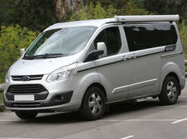 Ford Custom Misano 2 by Wellhouse 2014 base van with new conversion